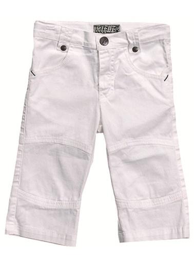 Zeynep Tekstil Pantolon Beyaz